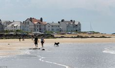 Rhosneigr beach, Wales
