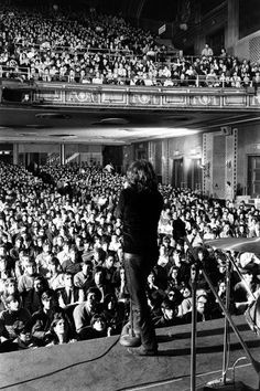 The Doors performing at the Fillmore East (New York)