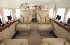 cessna 208 caravan interior - Google Search