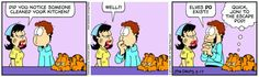 Garfield & Friends | The Garfield Daily Comic Strip for May 17th, 2013