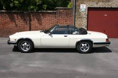Jaguar XJ-SC 3.6 LHd Manual Gearbox For Sale (1987) on Car And Classic UK [C241193]