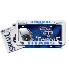 Tennessee Titans 2-Piece Auto Deluxe Kit