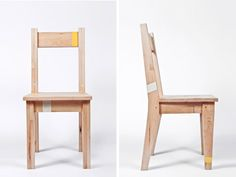 Project Won collection by James Henry Austin: chair