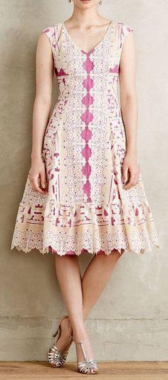 Versailles Lace Dress