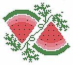 Мобильный LiveInternet Ягодки и плодики ... вышивка крестом летние темы | MerlettKA - © MerlettKA® ™ |