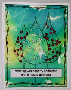 Morning Everyone,  Its another mega post of Christmas cards I'm afraid.  If I don't share lots of them in one go there might be no let up t...