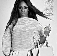 Forget Ruby Rose, Uzo Aduba is looking gorgeous. #OITNB