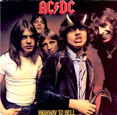 AC/DC - my top all time favorite, their music never fails to make me smile :)