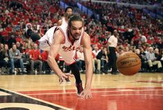 Joakim Noah has struggled mightily during the playoffs. Noah has been playing on a nagging knee injury all season, and it has affected his offense tremendously.  Noah has compensated for his recent offensive struggles in a …