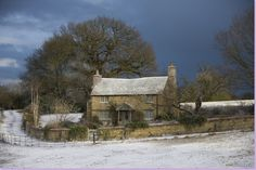 """Ever since I saw the movie """"The Holiday"""", I've wanted to live in a little English country cottage."""