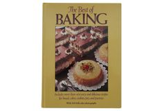 The Best of Baking c.1989 $39