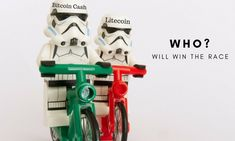 Innovate or Die: Bitcoin Cash and Litecoin Lock Horns As Microsoft Okays Lightning Network Cryptocurrency News, Blockchain, Horns, Lightning, Microsoft, Innovation, Horn, Lightning Storms, Lighting
