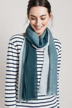 Preserves Scarf #SeasaltComfortandJoy
