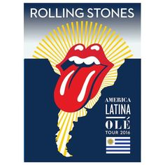 #StonesUruguay Feb 16