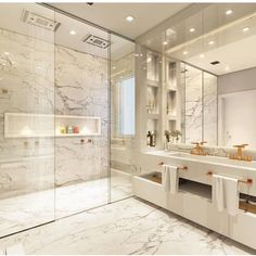 [New] The 10 Best Home Decor Today (with Pictures) Bathroom Design Luxury, Modern Bathroom Design, Modern House Design, Bad Inspiration, Bathroom Inspiration, Dream Bathrooms, Beautiful Bathrooms, Room Decor For Teen Girls, Luxurious Bedrooms