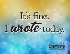 Hehe I wish this was a more excited sounding pin! :D AMW is in some new chapters for you :) you'll like this sissy! Writing Posters, Writing Quotes, New Chapter, Encouragement, Writers, Motivational, Facebook, Quotes About Writing, Authors
