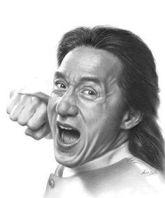 Secrets Of Drawing Most Realistic Pencil Portraits Beautiful Pencil Drawings, Realistic Pencil Drawings, Amazing Drawings, Pencil Art Drawings, Portrait Au Crayon, Pencil Portrait, Portrait Art, Celebrity Drawings, Celebrity Portraits