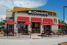 McDonald's | 39 Fast-Food Restaurants Definitively Ranked From Grossest To Least Gross