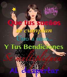 #compartirvideos.es #felizcumfepleaños Happy Birthday Pictures, Happy Birthday Quotes, Birthday Wishes, Birthday Cards, Good Morning Good Night, Happy B Day, Daughter Love, Wonderful Things, How To Memorize Things