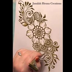 Henna video Henna video,Henna www.JamilahHennaC… Related posts:Bronx Hohe Stiefel Low-kole 14188 Cognac Damen Bronx - henna designs- henna designsState of Art Pullover, regular fit, State of Art - henna designsCargo-Bermuda Segeltörn aus Canvas. Henna Hand Designs, Mehndi Designs Finger, Mehndi Designs 2018, Modern Mehndi Designs, Mehndi Designs For Beginners, Mehndi Design Pictures, Bridal Henna Designs, Mehndi Designs For Fingers, Beautiful Mehndi Design