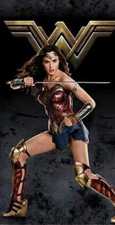 This DC Comics Justice League - Wonder Woman poster is sure to make you a superhero. Carry any room to greatness with this poster from the Justice League collection. Wonder Woman Kunst, Wonder Woman Art, Wonder Woman Comic, Gal Gadot Wonder Woman, Wonder Women, Wonder Woman Cosplay, Superman Wonder Woman, Goodbye Brother, Supergirl