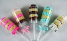 Cake pops good for a teen girl party