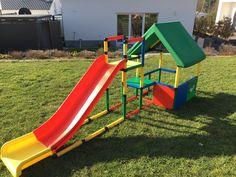Klettergerüst Ab 1 Jahr : Kinder spielgerüst klettergerüst rutsche schaukel mamikreisel