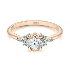 Engagement Ring 101 What's Your Ideal Diamond Ring Shape Princess Cut Joseph Jewelry Engagement Solitaire, Engagement Ring Shapes, Princess Cut Engagement Rings, Princess Wedding, Engagement Rings With Sapphires, Vintage Princess, Beautiful Wedding Rings, Beautiful Engagement Rings, Vintage Engagement Rings