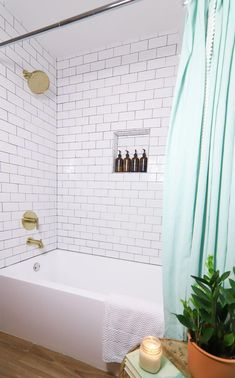 Bathroom remodel on a budget with a shower tub combo remodel! These bat… – BudMcbai 😍YES. Bathroom remodel on a budget with a shower tub combo remodel! Bathroom remodel on a budget with a shower tub combo remodel! Tub Remodel, Diy Bathroom Remodel, Shower Remodel, Bathroom Ideas, Bathroom Makeovers, Bathroom Remodeling, Remodeling Ideas, Shower Ideas, Budget Bathroom