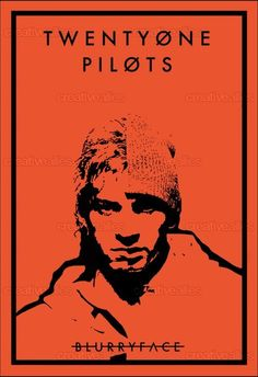 TWENTY+ONE+PILOTS+Poster+by+Aleesha+Stone+on+CreativeAllies.com