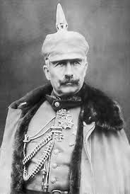 """Kaiser Wilhelm II, the """"Evil German King"""" (as described in the film """"The Great Gatsby"""" (2013) with Leonardo Dicaprio)."""