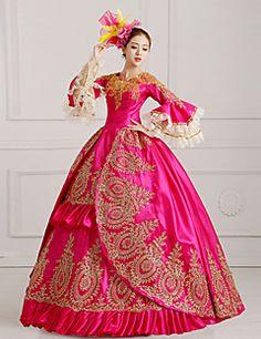 vendita steampunk®top vittoriano abito partito reale wholesalelolita rococò principessa abiti da ballo