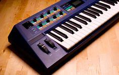 Yamaha AN1x vitual analog synth