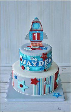 Stoer!-style boys cake