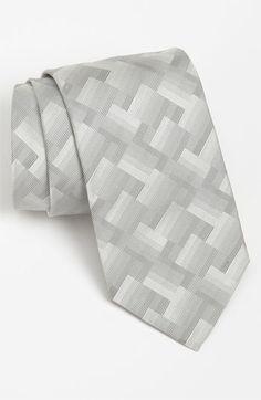 Armani Collezioni Woven Silk Tie available at Nordstrom