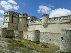 Castillo de Cuellar o de los Duques de Alburquerque, Segovia