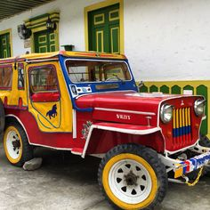 Willys., Salento, Colombia