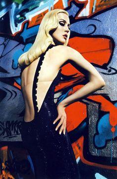Mario Sorrenti / Vogue France.