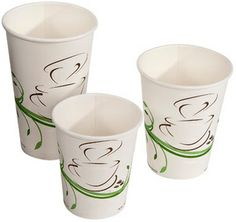 Biodegradable Coffee Cups Prices From + VAT Earn 20 Bonus Points Commercial Coffee Machines, Coffee Vending Machines, Take Away Coffee Cup, Take Away Cup, Coffee Company, Coffee Shop, Disposable Coffee Cups, Coffee Supplies, Premium Coffee