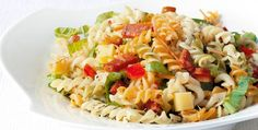 Salami Pasta Salad - for my lunch box