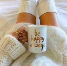 love this gold mug!
