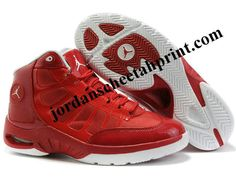 separation shoes 99fe1 7ab95 Jordan Play These F Txt Children All Red For Sale