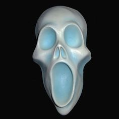 Haunted Mansion 1:1 Organ Ghost Face