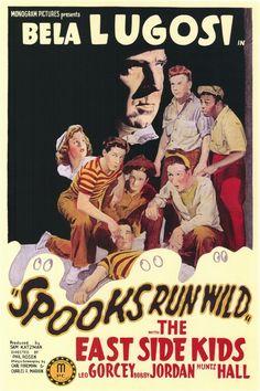 Spooks Run Wild (1941) Premiered 24 October 1941
