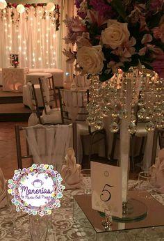 Números de mesa personalizados #bodasgye