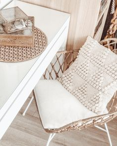 I'm interested who has a dressing table in their room that they sit at? This little dressing space is just a little gorgeous so it got me thinking is this a thing? As a mum of boys I am out of touch when it comes to girlie things!. . 📷 @madecomode . . . .  #gypsyboho #gypsysouls #gypsydecor #sustainableliving #sustainablestyle #sootheyoursoul #calmyourspace #togetherathome #ecofriendlyliving #ecofriendly #islandboho #shoplocal #bohotribal #homestyling #globaldecor #ethicalhomewares… Sustainable Living, Sustainable Fashion, Instagram Square, Global Decor, Gypsy Decor, Out Of Touch, Dressing Table, Your Space, Squares