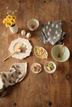 Conjunto de mesa zakka - Zakka too cute table set up❤ Food Styling, Food Photography Styling, Key Lime Pie, Jersey City, Tarte Vegan, Jolie Photo, Dessert, Tea Towels, Dish Towels
