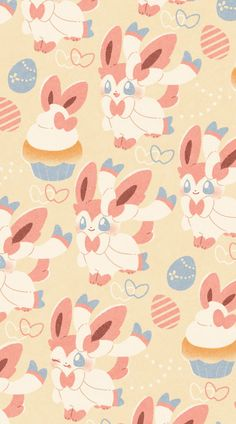 Cute Pokemon Wallpaper, Cute Patterns Wallpaper, Kawaii Wallpaper, Cute Wallpaper Backgrounds, Cute Cartoon Wallpapers, Animes Wallpapers, Mega Pokemon, Pokemon Comics, Pokemon Fusion