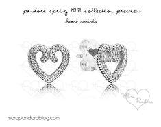 Pandora Spring 2018 heart swirls