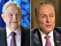George Soros and Chuck Schumer are the dark money behind the Alabama shell group that has spent more than $4.1 million to defeat Roy Moore.